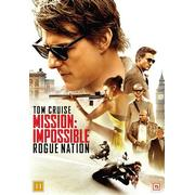 Mission impossible 5: Rogue nation (DVD) (DVD 2015)