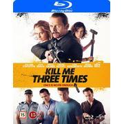 Kill me three times (Blu-ray) (Blu-Ray 2014)