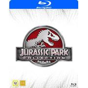 Jurassic Park: Complete box (4Blu-ray) (Blu-Ray 2015)