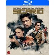 Sicario (Blu-ray) (Blu-Ray 2015)