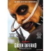 Green inferno (DVD) (DVD 2013)
