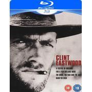 Clint Eastwood: Best of spagetti western (4Blu-ray) (Blu-Ray 2015)