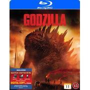 Godzilla (2014) (Blu-ray) (Blu-Ray 2014)