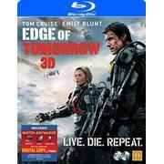 Edge of tomorrow 3D (Blu-ray 3D + Blu-ray) (3D Blu-Ray 2014)