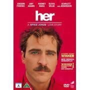 Her (DVD) (DVD 2013)