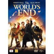 World's end (DVD) (DVD 2013)