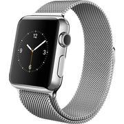 Apple Watch Series 2 38mm Stainless Steel Case with Milanese Loop