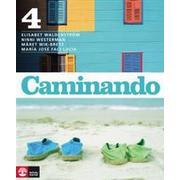Caminando 4 Lärobok med cd, tredje upplagan (Häftad, 2010)