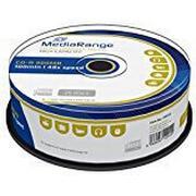 MediaRange CD-R 900MB 48x Spindle 25-Pack
