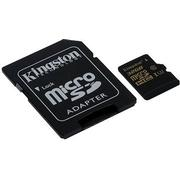 Kingston Gold MicroSDHC UHS-I U3 90/45MBs 32GB