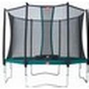 Berg Favorit + Safety Net Comfort 430cm