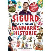 Sigurd fortæller danmarkshistorie