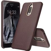 Qialino Perforated Leather Back Case (Mate 9 Pro)