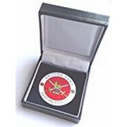 1000 Flags British Army 'Lest We Forget Service Personel Remembrance Coin - Boxed