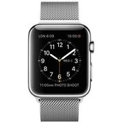 Apple Watch Series 1 42mm Stainless Steel Case with Milanese Loop