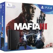 Sony PlayStation 4 Slim 1TB - Mafia III