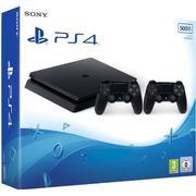 Sony PlayStation 4 Slim 500GB - 2x DualShock 4 V2