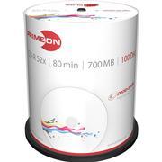 Primeon CD-R 700MB 52x Spindle 100-Pack