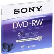 Sony DVD-RW 2.8GB 2x Jewelcase 1-Pack 8cm
