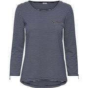 Only Striped Long Sleeved Blouse Blue/Night Sky (15142629)