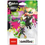 Nintendo Amiibo Splatoon - Inkling Boy Lime Green