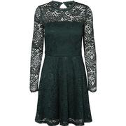 Vero Moda Lace Dress Green/Scarab (10172800)