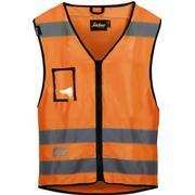 Snickers Workwear 9153 Hi-Vis Micro Fleece Jacket