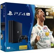 Sony Playstation 4 Pro 1TB - FIFA 18 - Ronaldo Edition