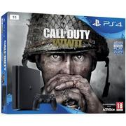 Sony PlayStation 4 Slim 1TB - Call Of Duty: WWII
