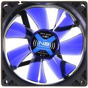 Noiseblocker (((noiseblocker))) BlackSilentFan XE-1 - 92x92x25mm - 3Pin - 1500U/min - 17dbA - 50m3/h