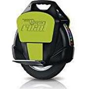 BEEPER ROAD R1 Electric Unicycle • BLACK/Lime Green