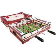 Carromco Multigame 2 in 1 Tabletop Flip XM