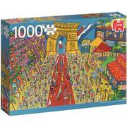 Jumbo Arc de Triomphe Paris 1000 Pieces