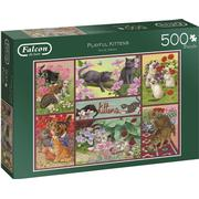 Falcon Playful Kittens 500 Pieces