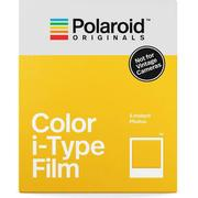 Polaroid Color Film for i-Type 8 pack