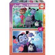 Educa Disney Junior Vampirina 2x20 Pieces