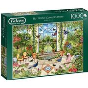 Jumbo Falcon Butterfly Conservatory 1000 Pieces