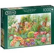 Jumbo Falcon The Flower Show: Desert Plants 1000 Pieces
