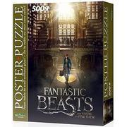 Wrebbit Fantastic Beasts Macusa 500 Pieces
