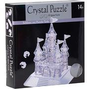Hcm-Kinzel Crystal Puzzle Schloss Transparent 105 Pieces
