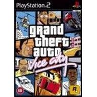 PlayStation 2-spel Grand Theft Auto (GTA) - Vice City