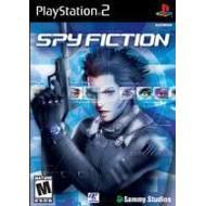 PlayStation 2-spel Spy Fiction