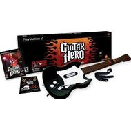 PlayStation 2-spel Guitar Hero (Incl. Guitar)