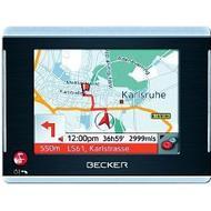 Beckers navigator GPS-mottagare Beckers Traffic Assist 7927