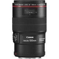 Macro Kamera Objektiver Canon EF 100mm F2.8L Macro IS USM