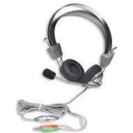 On-Ear Høretelefoner Manhattan Stereo Headset