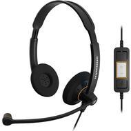 On-Ear Høretelefoner Sennheiser SC 60 USB ML