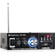 Stereo forstærker Forstærkere og Receivere Skytronic AV-360
