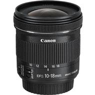 Kamera Objektiver Canon EF-S 10-18mm f/4.5-5.6 IS STM