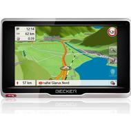 Beckers navigator GPS-mottagare Beckers Active.5 LMU plus